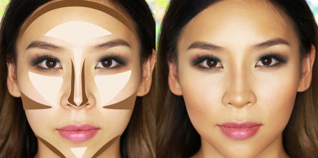 contour-face
