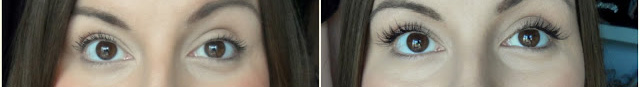 before and after using Nanolash